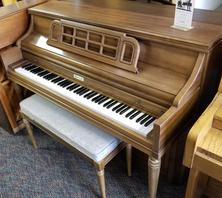 Baldwin Upright Console with bench